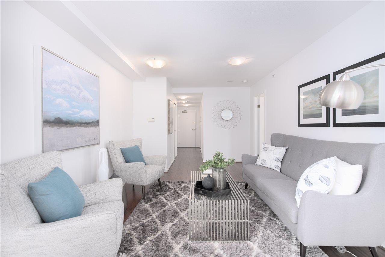 Condo Apartment at 9F 199 DRAKE STREET, Unit 9F, Vancouver West, British Columbia. Image 4