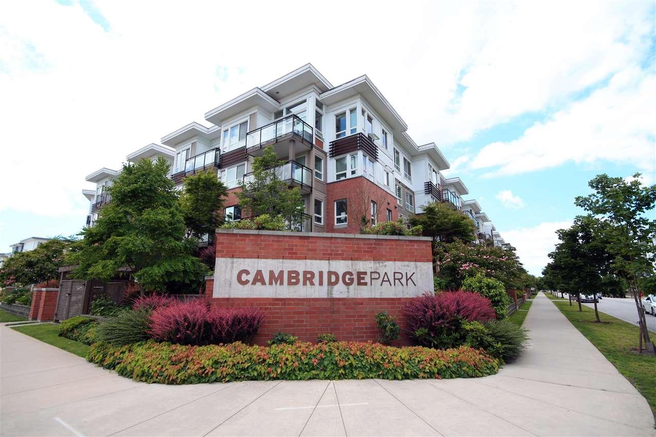 Condo Apartment at 412 9500 ODLIN ROAD, Unit 412, Richmond, British Columbia. Image 1