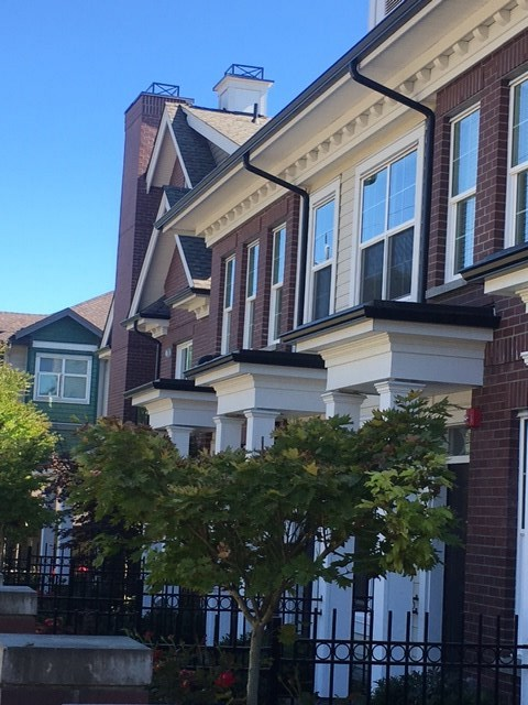 Townhouse at 23 7458 BRITTON STREET, Unit 23, Burnaby East, British Columbia. Image 1