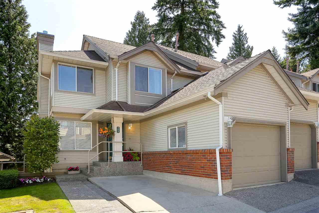 Townhouse at 208 13900 HYLAND ROAD, Unit 208, Surrey, British Columbia. Image 1