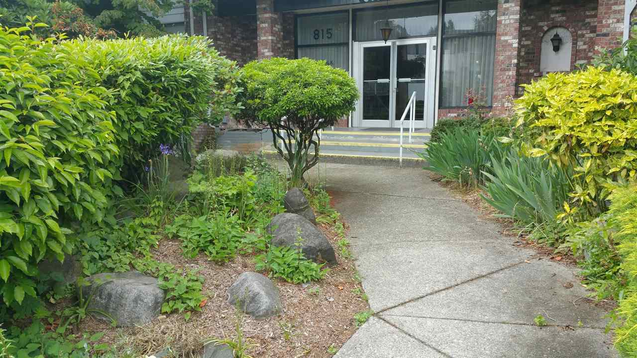 Condo Apartment at 107 815 FOURTH AVENUE, Unit 107, New Westminster, British Columbia. Image 1