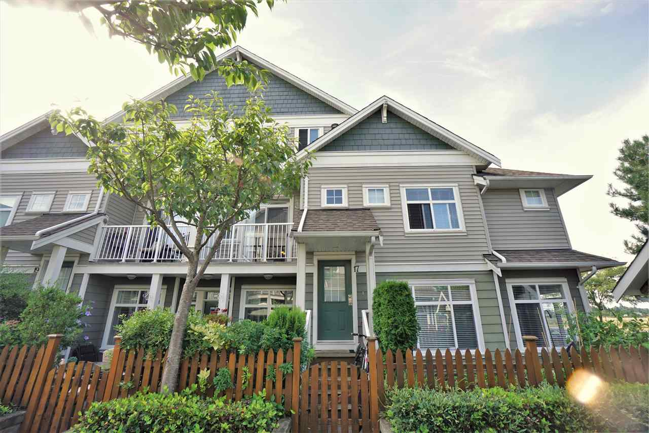 Townhouse at 17 6300 LONDON ROAD, Unit 17, Richmond, British Columbia. Image 1