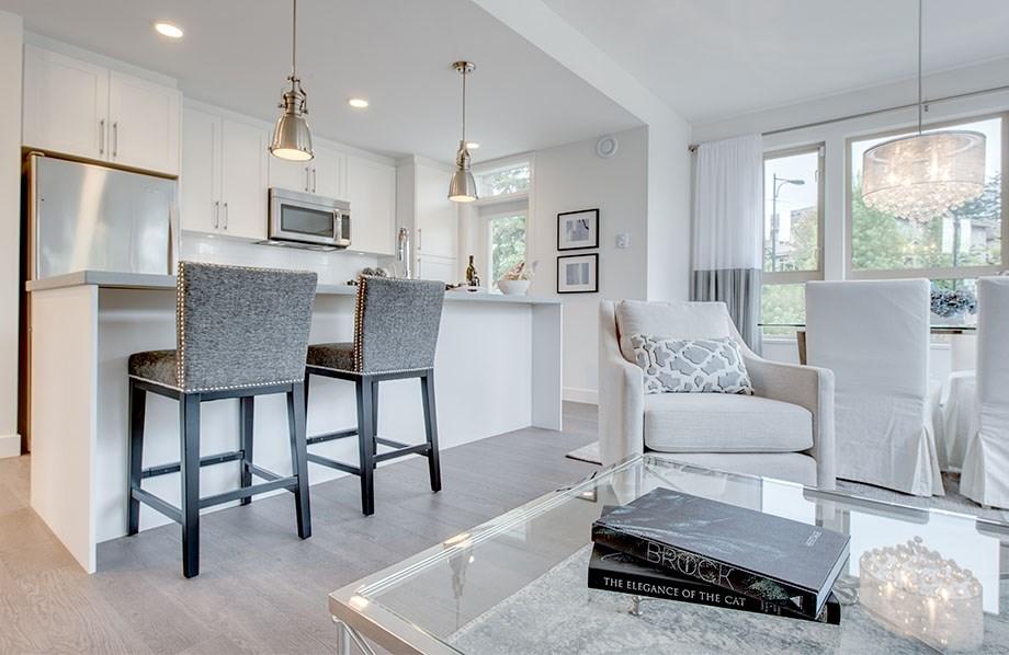 Condo Apartment at 402 8360 DELSOM WAY, Unit 402, N. Delta, British Columbia. Image 1