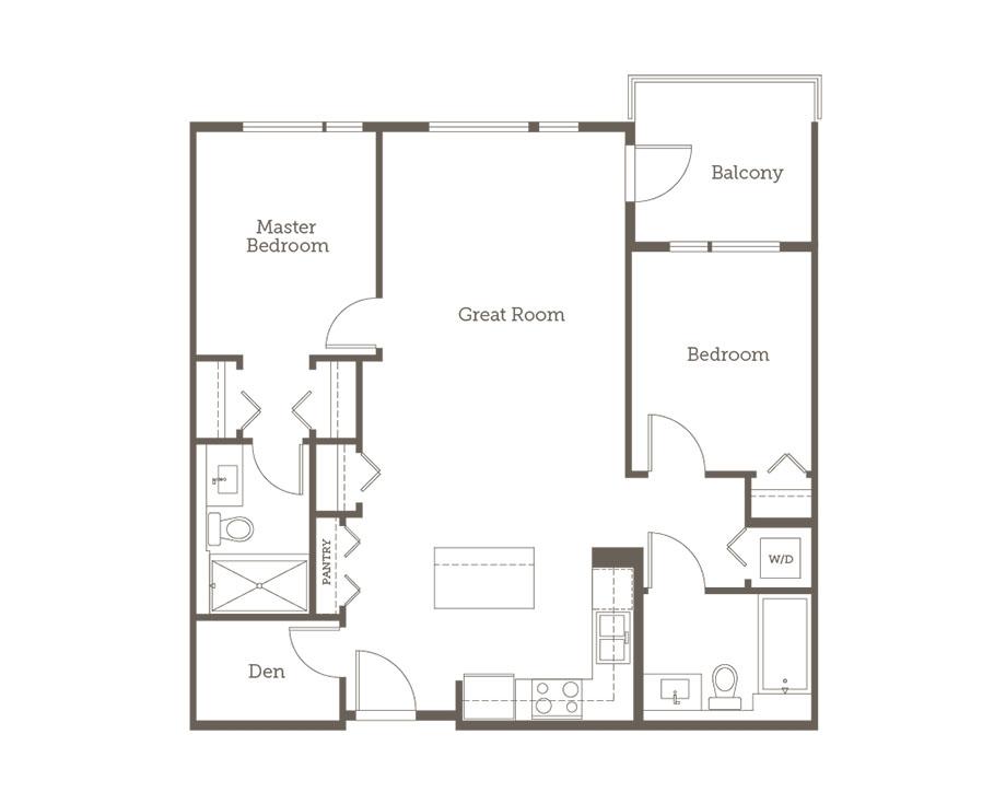 Condo Apartment at 402 8360 DELSOM WAY, Unit 402, N. Delta, British Columbia. Image 3