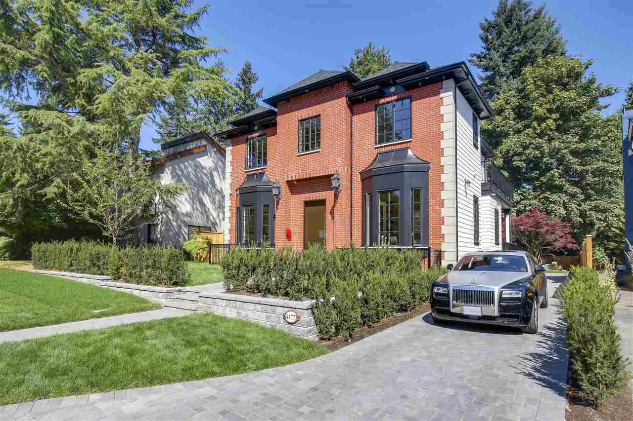 Detached at 4177 DONCASTER WAY, Vancouver West, British Columbia. Image 1
