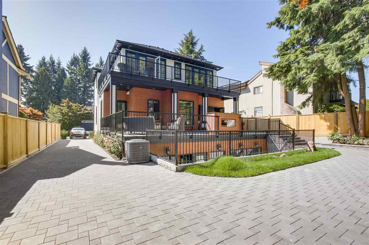 Detached at 4177 DONCASTER WAY, Vancouver West, British Columbia. Image 20