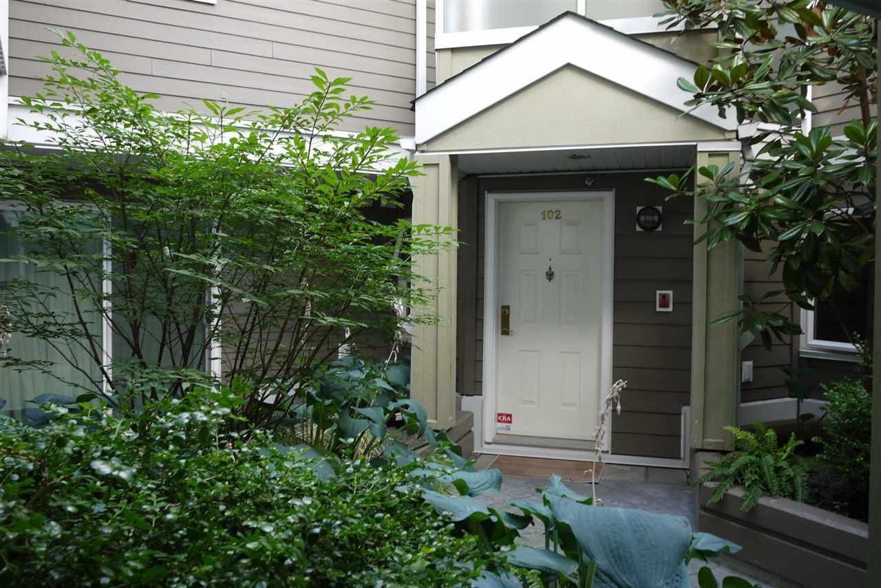 Condo Apartment at 102 725 W 7TH AVENUE, Unit 102, Vancouver West, British Columbia. Image 3