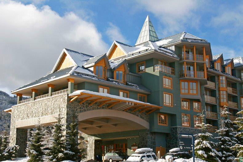 Condo Apartment at 202 4315 NORTHLANDS BOULEVARD, Unit 202, Whistler, British Columbia. Image 1