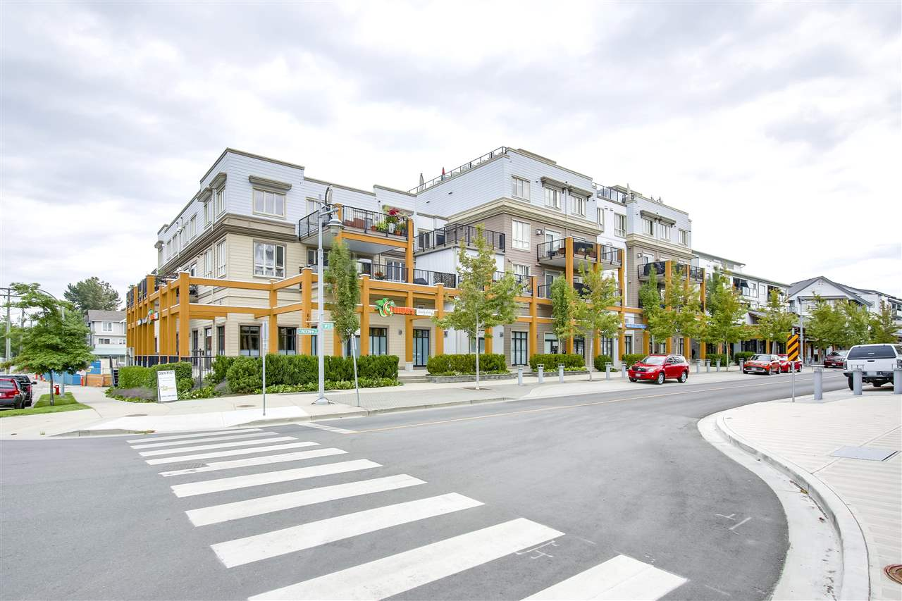 Condo Apartment at 210 6077 LONDON ROAD, Unit 210, Richmond, British Columbia. Image 1