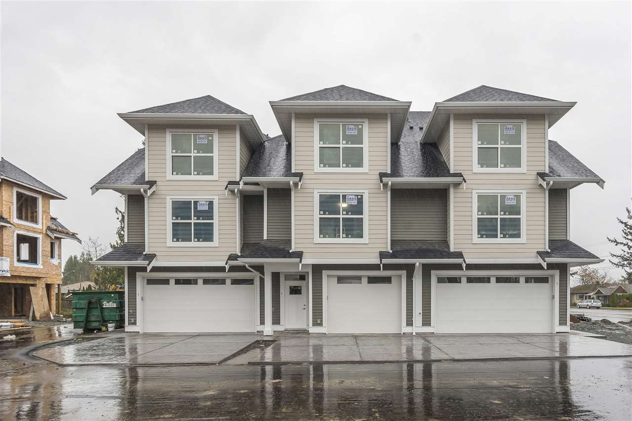 Townhouse at 4 45395 SPADINA AVENUE, Unit 4, Chilliwack, British Columbia. Image 2