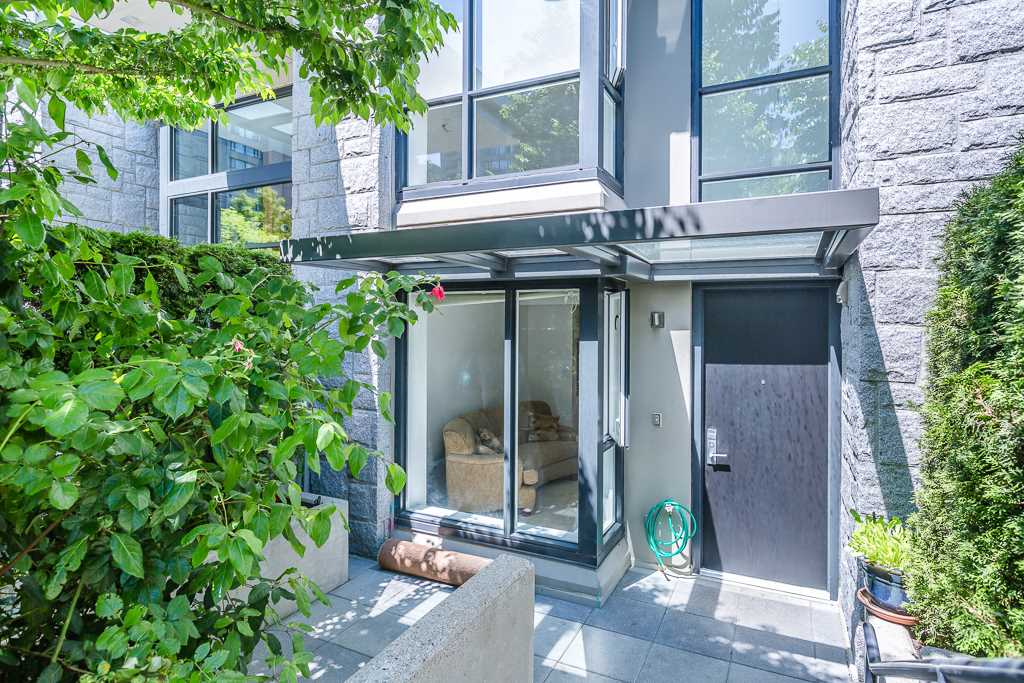 Townhouse at 5987 WALTER GAGE ROAD, Vancouver West, British Columbia. Image 19