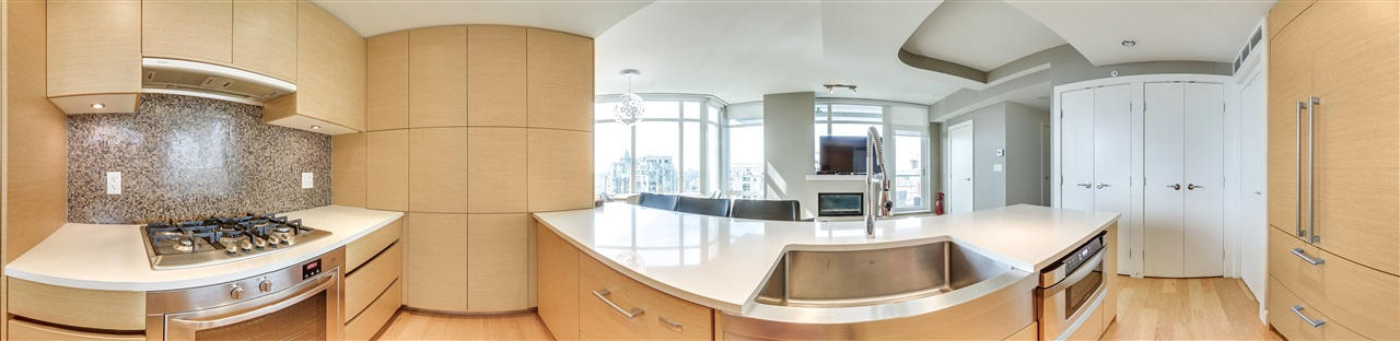 Condo Apartment at 2801 565 SMITHE STREET, Unit 2801, Vancouver West, British Columbia. Image 17