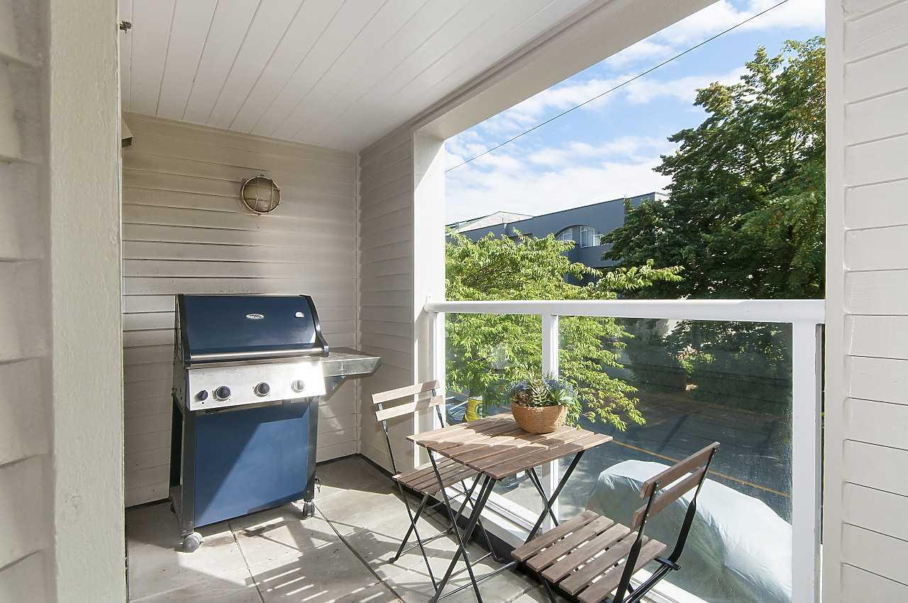 Condo Apartment at 208 789 W 16TH AVENUE, Unit 208, Vancouver West, British Columbia. Image 12