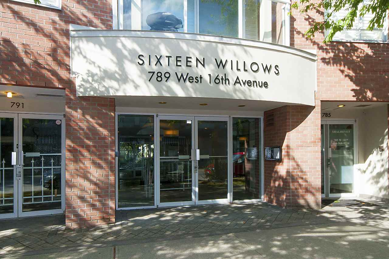 Condo Apartment at 208 789 W 16TH AVENUE, Unit 208, Vancouver West, British Columbia. Image 15