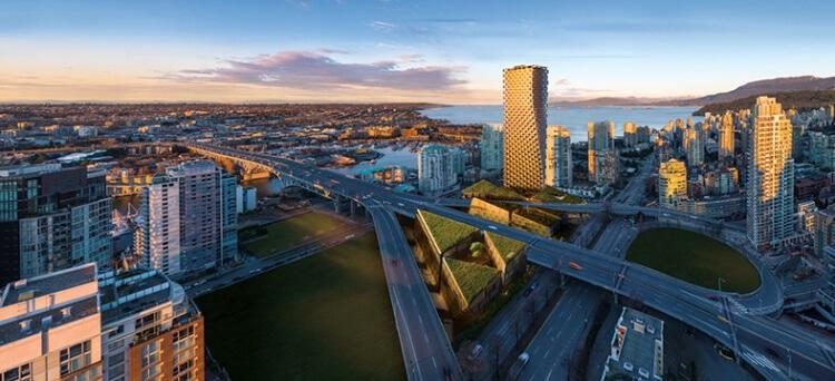 Condo Apartment at 4608 1480 HOWE STREET, Unit 4608, Vancouver West, British Columbia. Image 4
