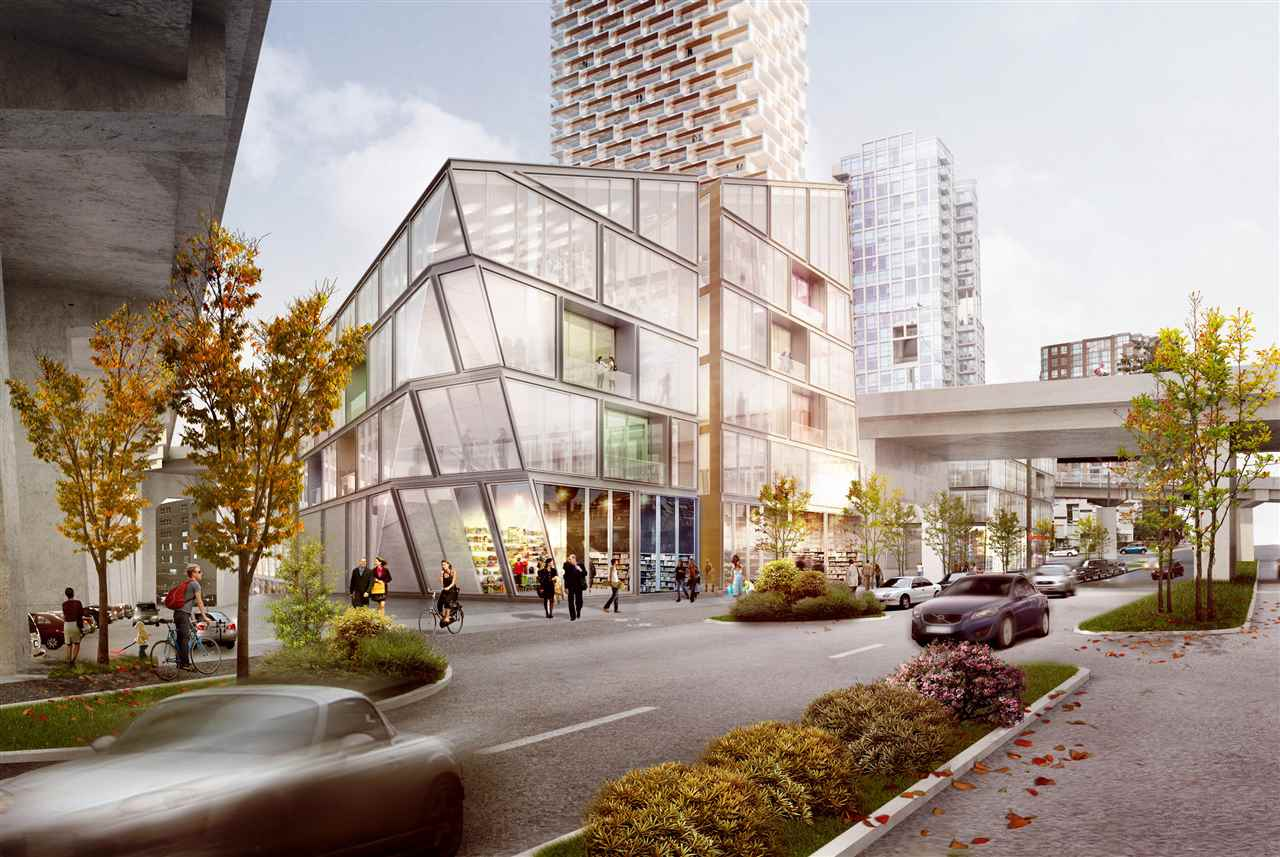 Condo Apartment at 4608 1480 HOWE STREET, Unit 4608, Vancouver West, British Columbia. Image 18