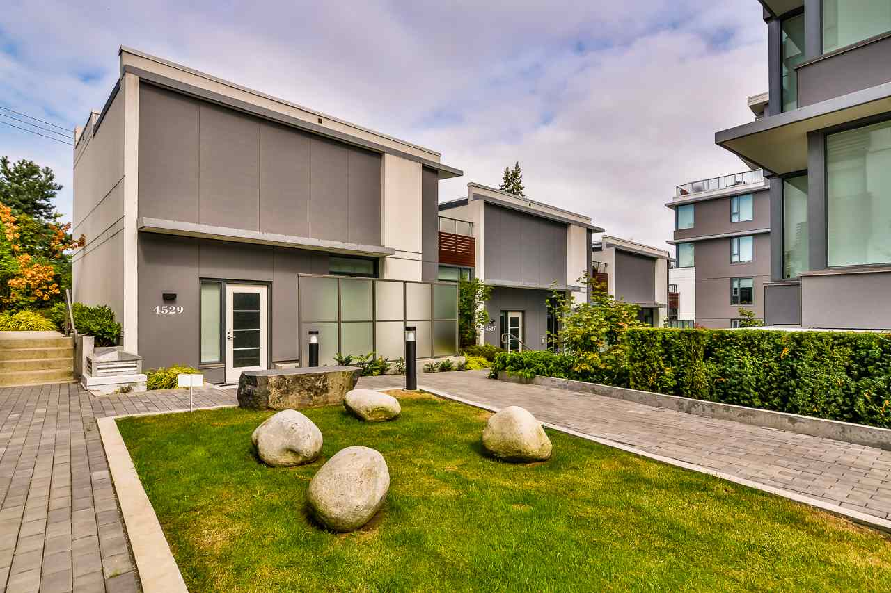Townhouse at 4527 CAMBIE STREET, Vancouver West, British Columbia. Image 1