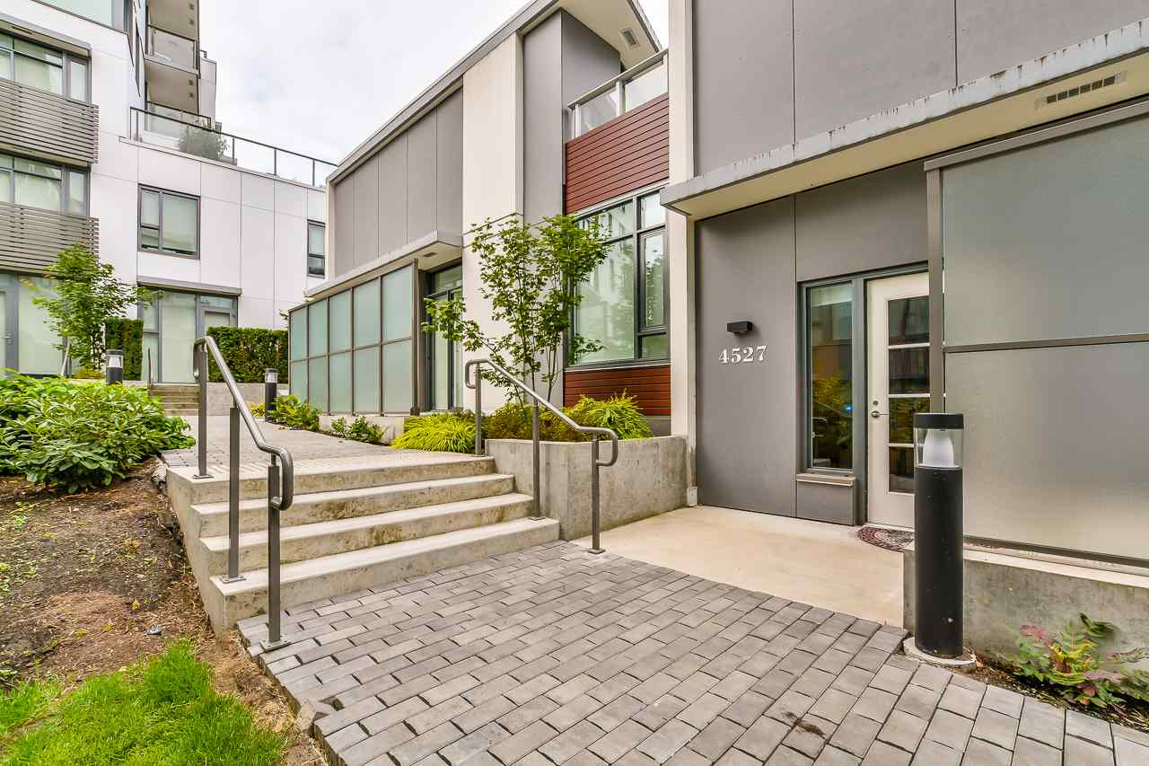 Townhouse at 4527 CAMBIE STREET, Vancouver West, British Columbia. Image 2