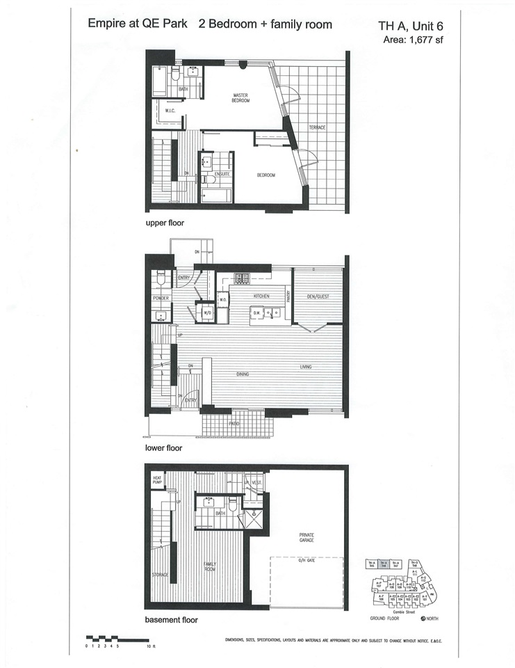 Townhouse at 4527 CAMBIE STREET, Vancouver West, British Columbia. Image 20