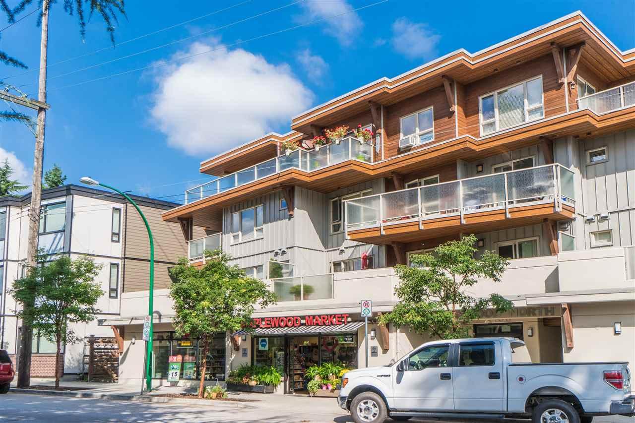 Condo Apartment at 206 2138 OLD DOLLARTON ROAD, Unit 206, North Vancouver, British Columbia. Image 3