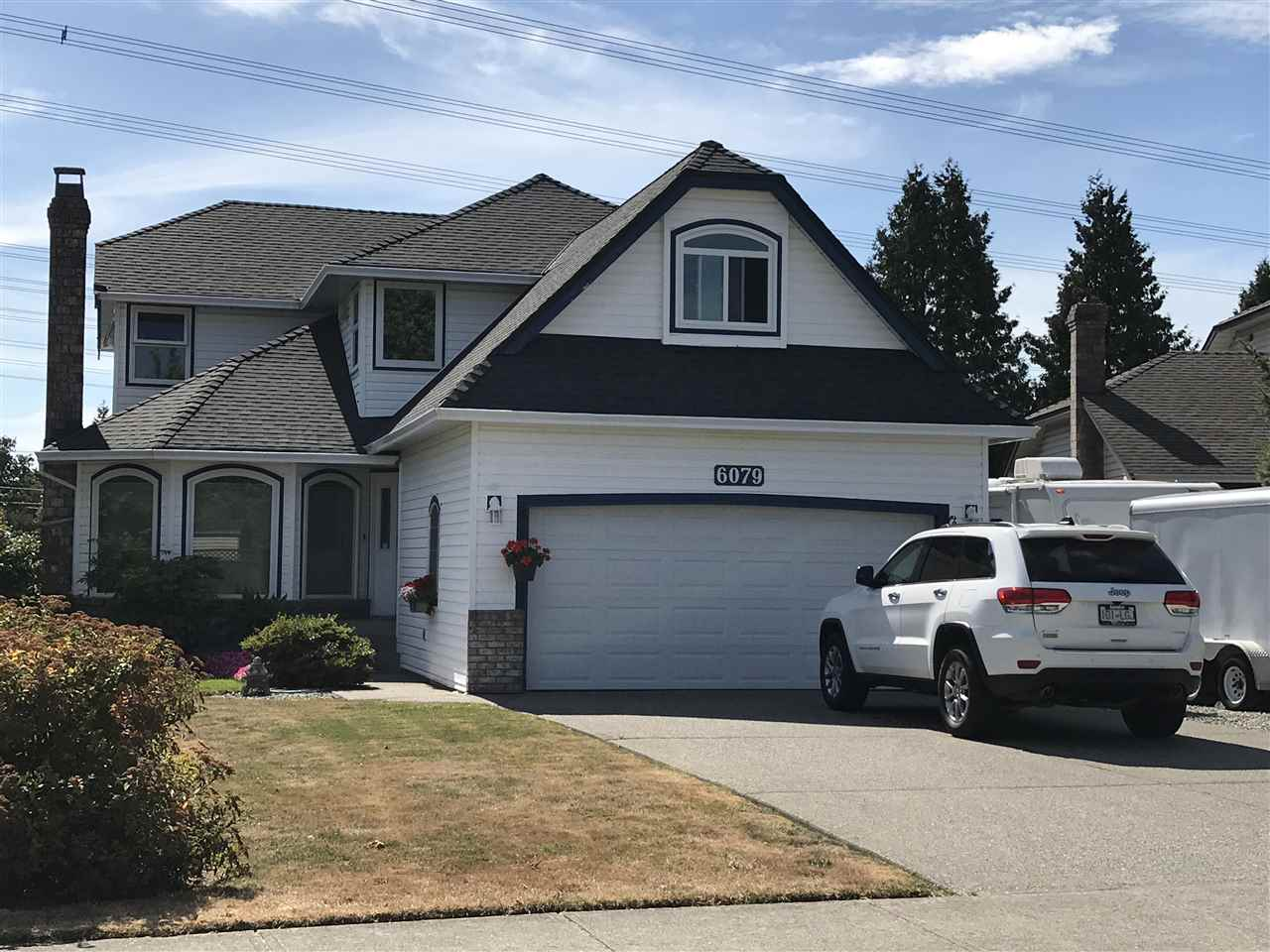 Detached at 6079 184A STREET, Cloverdale, British Columbia. Image 1