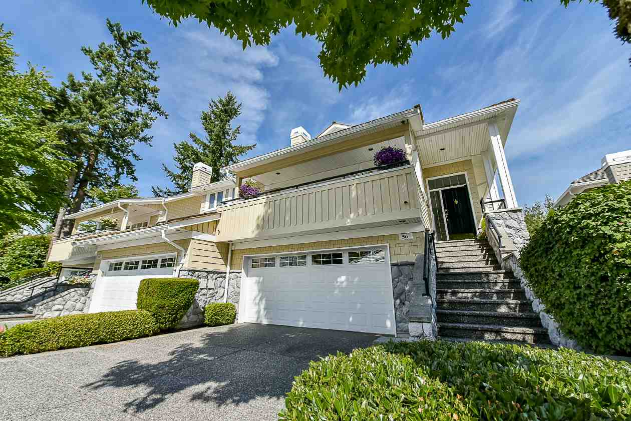Townhouse at 56 3355 MORGAN CREEK WAY, Unit 56, South Surrey White Rock, British Columbia. Image 2