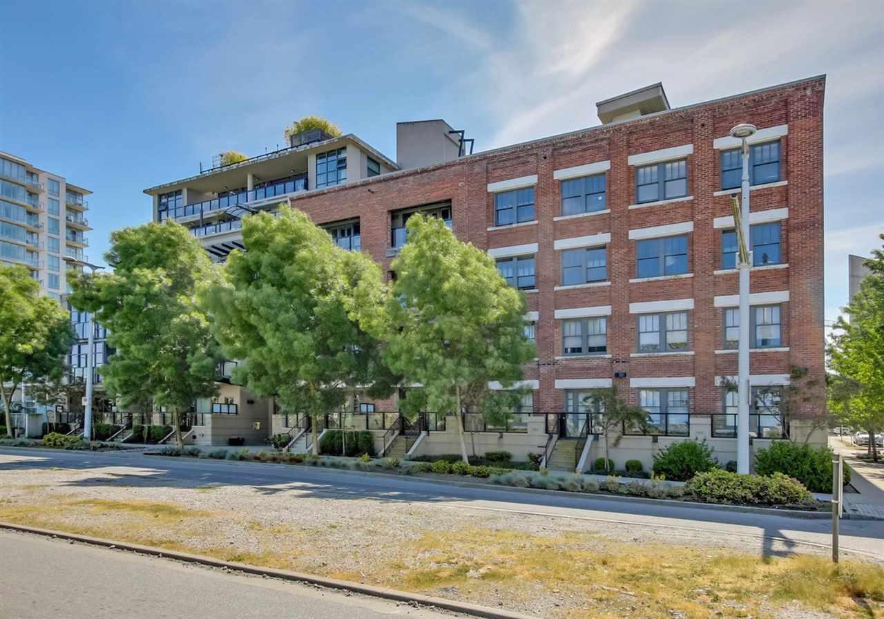 Condo Apartment at 503 388 W 1ST AVENUE, Unit 503, Vancouver West, British Columbia. Image 1