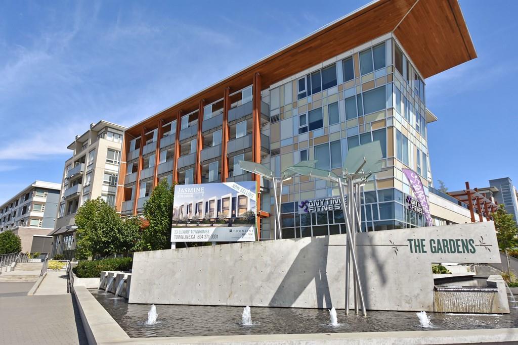 Condo Apartment at 428 10880 NO. 5 ROAD, Unit 428, Richmond, British Columbia. Image 2