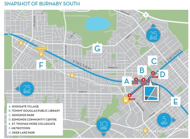 Condo Apartment at 703 7388 KINGSWAY, Unit 703, Burnaby East, British Columbia. Image 2