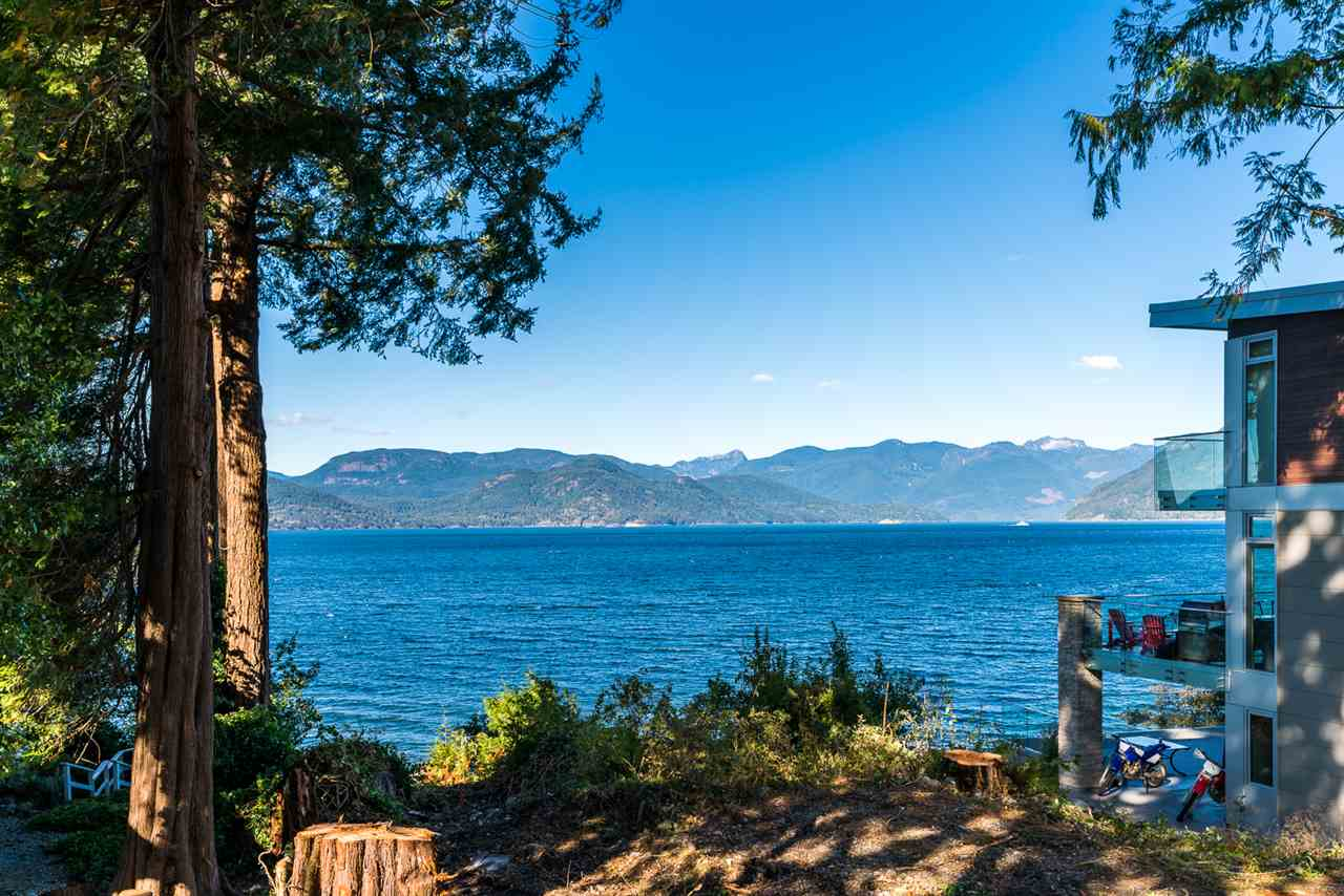 Vacant Land at 52 BRUNSWICK BEACH ROAD, West Vancouver, British Columbia. Image 3