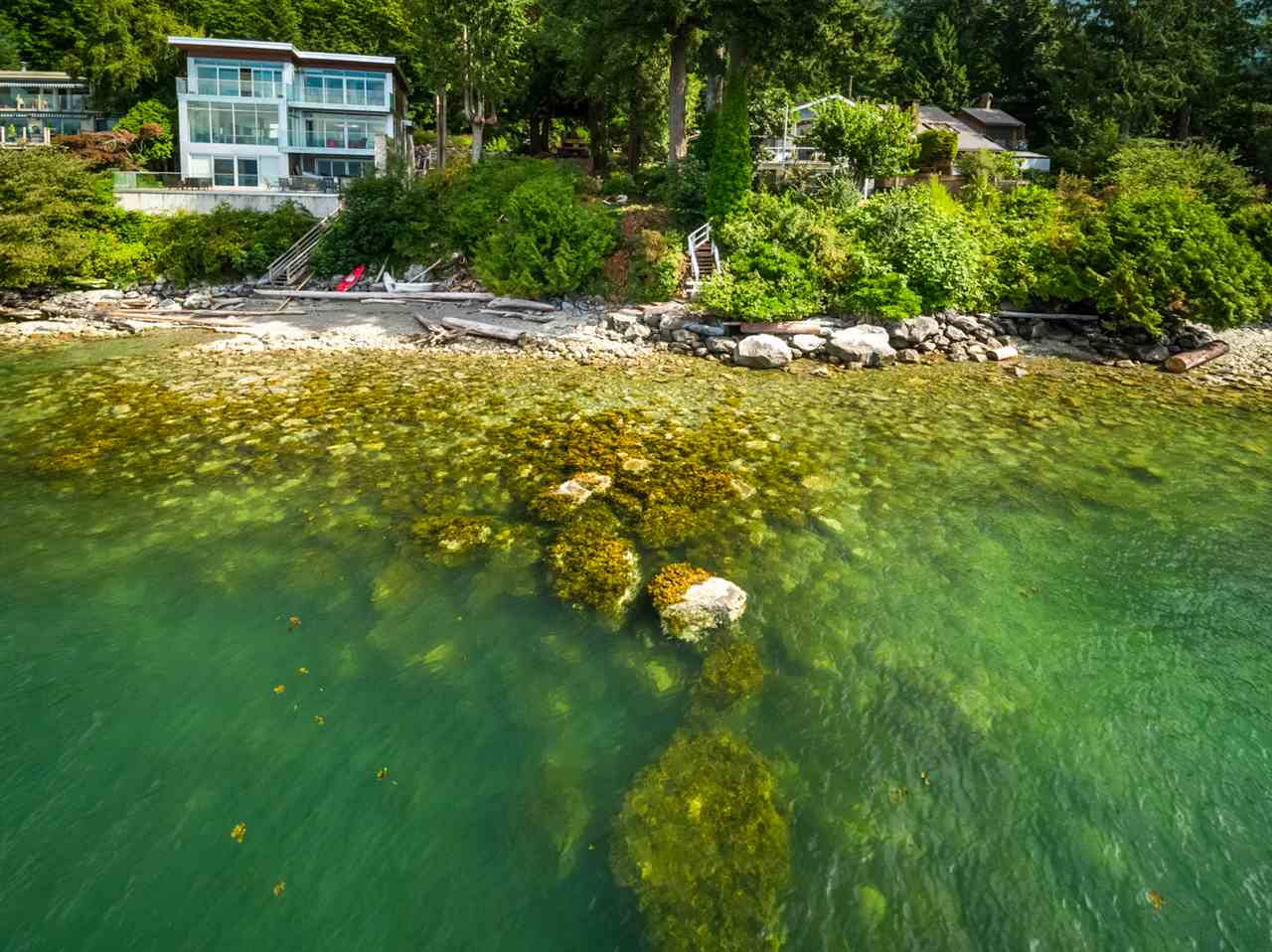 Vacant Land at 52 BRUNSWICK BEACH ROAD, West Vancouver, British Columbia. Image 7