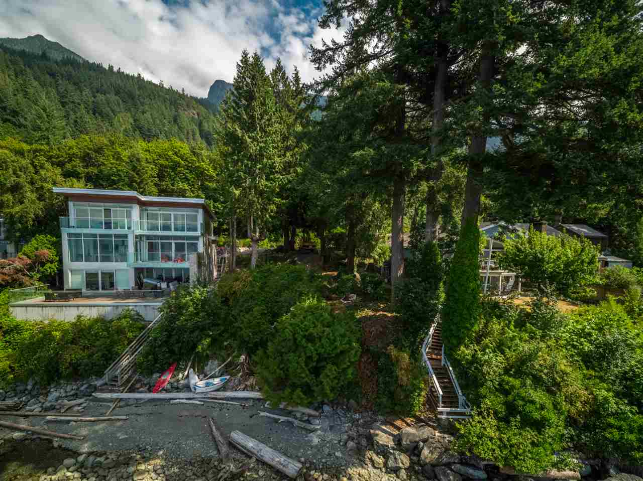 Vacant Land at 52 BRUNSWICK BEACH ROAD, West Vancouver, British Columbia. Image 10
