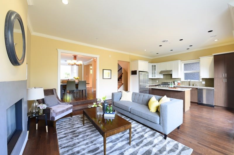 Detached at 4682 W 6TH AVENUE, Vancouver West, British Columbia. Image 3