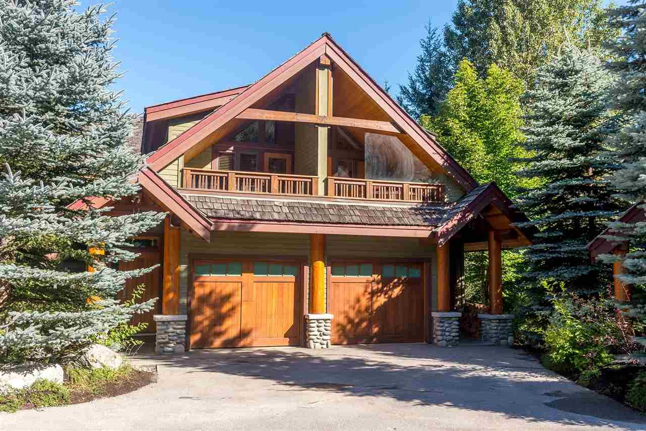 Townhouse at 12 4701 GLACIER DRIVE, Unit 12, Whistler, British Columbia. Image 1