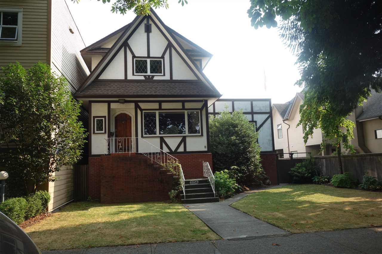 Detached at 2256 W 14TH AVENUE, Vancouver West, British Columbia. Image 1