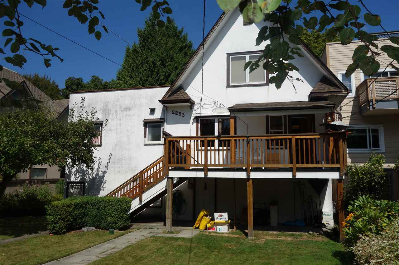 Detached at 2256 W 14TH AVENUE, Vancouver West, British Columbia. Image 2