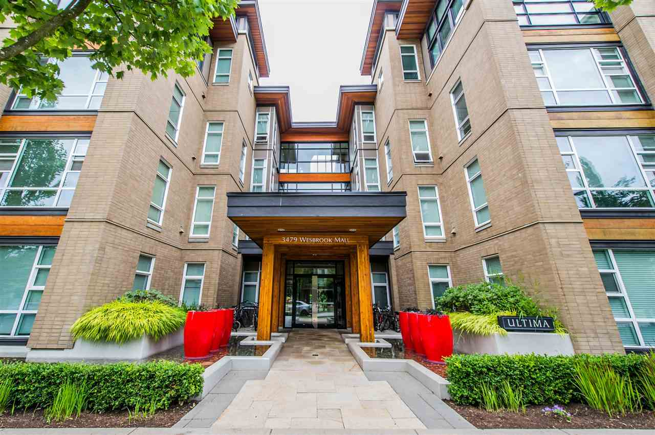 Condo Apartment at 216 3479 WESBROOK MALL, Unit 216, Vancouver West, British Columbia. Image 1
