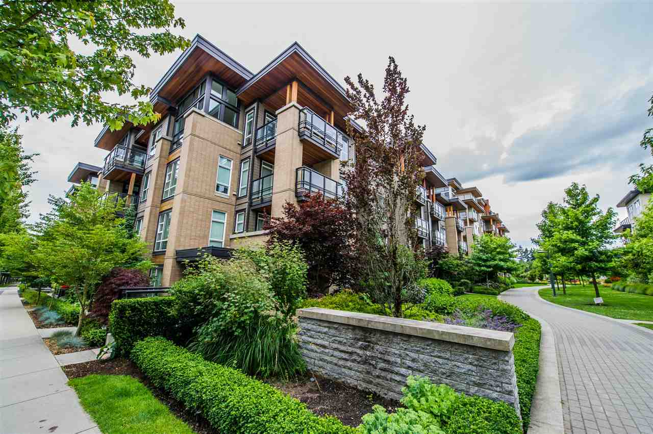 Condo Apartment at 216 3479 WESBROOK MALL, Unit 216, Vancouver West, British Columbia. Image 2