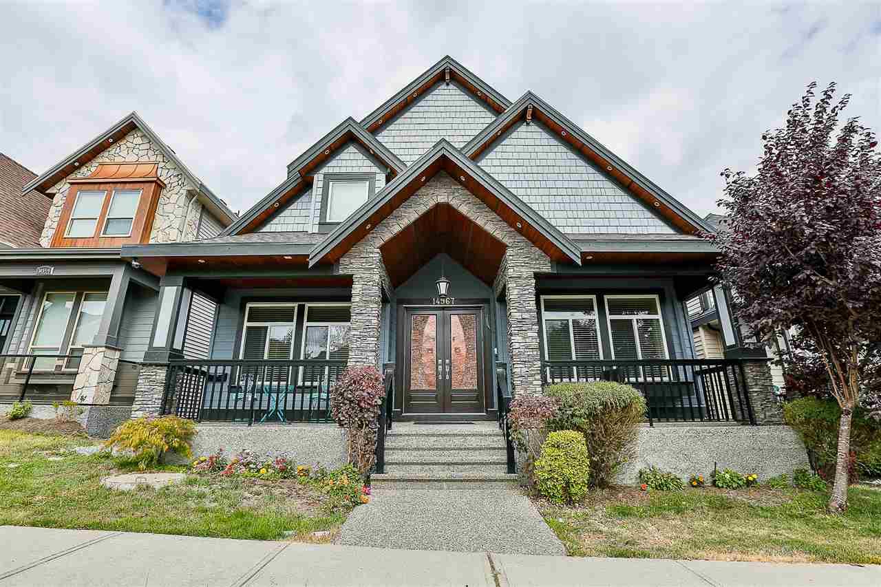 Detached at 14967 59A AVENUE, Surrey, British Columbia. Image 1