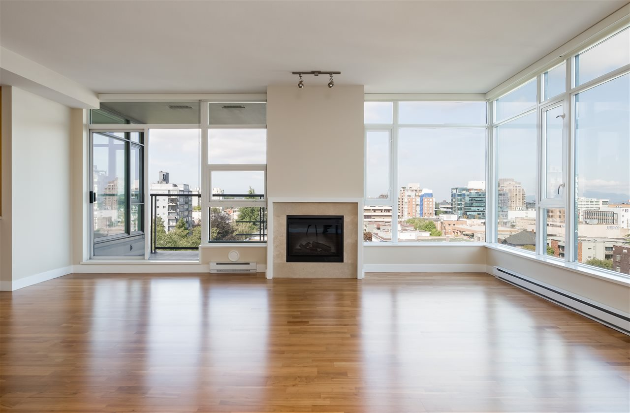 Condo Apartment at 802 1333 W 11TH AVENUE, Unit 802, Vancouver West, British Columbia. Image 5
