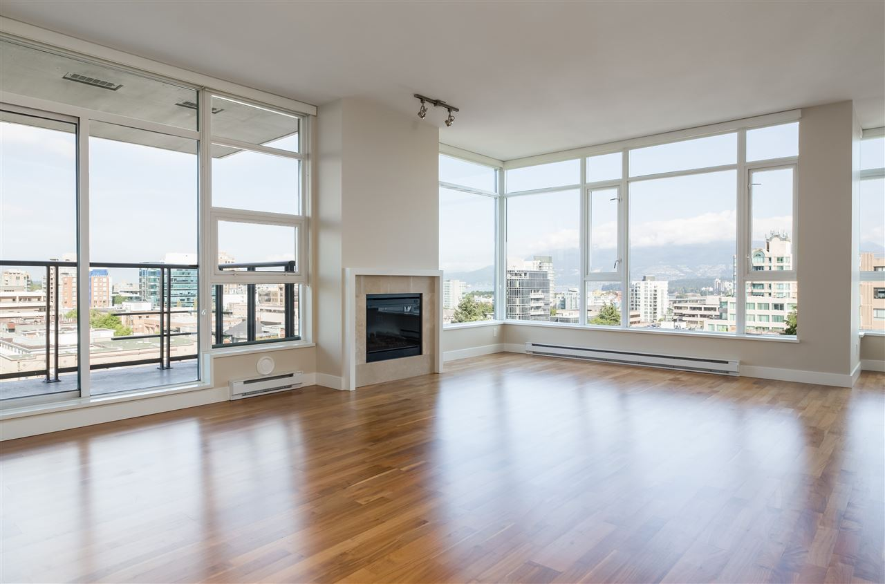 Condo Apartment at 802 1333 W 11TH AVENUE, Unit 802, Vancouver West, British Columbia. Image 6