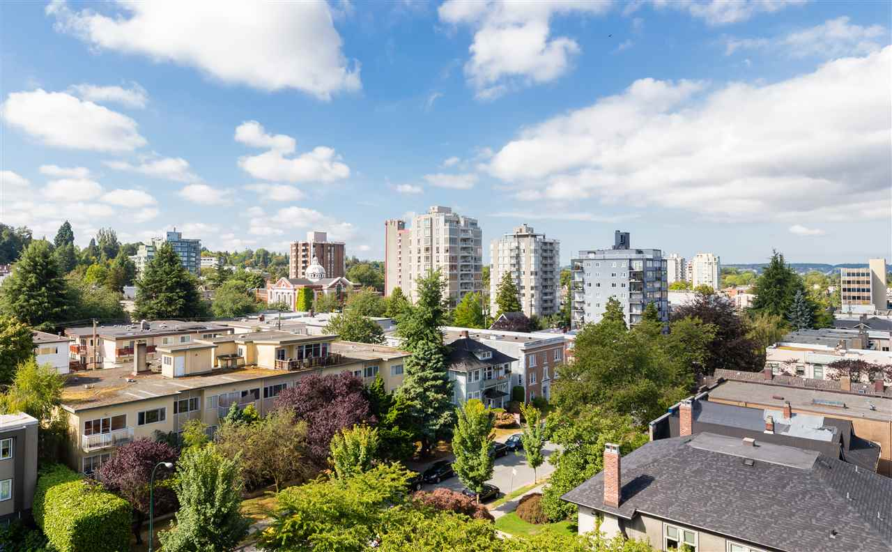 Condo Apartment at 802 1333 W 11TH AVENUE, Unit 802, Vancouver West, British Columbia. Image 17