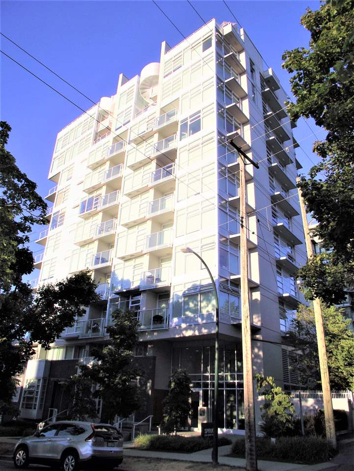 Condo Apartment at 303 2550 SPRUCE STREET, Unit 303, Vancouver West, British Columbia. Image 2