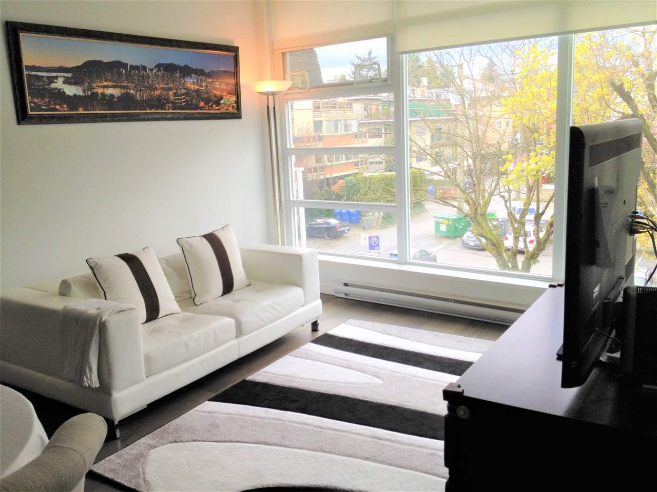 Condo Apartment at 303 2550 SPRUCE STREET, Unit 303, Vancouver West, British Columbia. Image 3