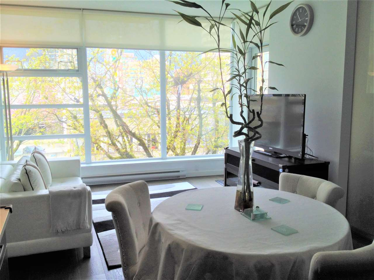 Condo Apartment at 303 2550 SPRUCE STREET, Unit 303, Vancouver West, British Columbia. Image 4