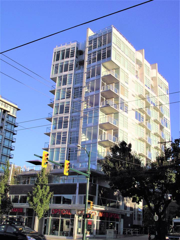 Condo Apartment at 303 2550 SPRUCE STREET, Unit 303, Vancouver West, British Columbia. Image 19