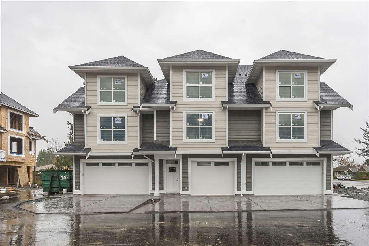 Townhouse at 3 45395 SPADINA AVENUE, Unit 3, Chilliwack, British Columbia. Image 2