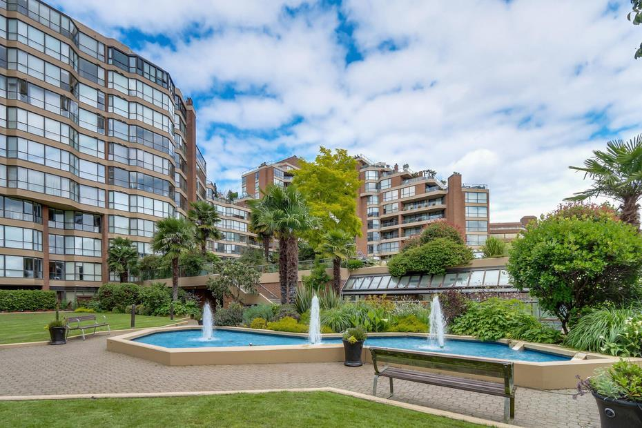 Condo Apartment at 509 1470 PENNYFARTHING DRIVE, Unit 509, Vancouver West, British Columbia. Image 1