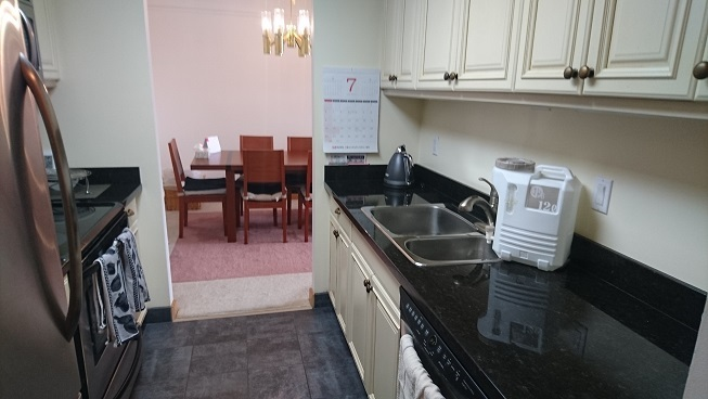 Condo Apartment at 509 1470 PENNYFARTHING DRIVE, Unit 509, Vancouver West, British Columbia. Image 7