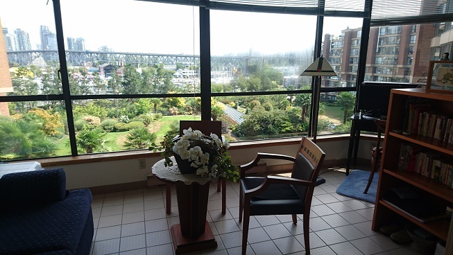 Condo Apartment at 509 1470 PENNYFARTHING DRIVE, Unit 509, Vancouver West, British Columbia. Image 10
